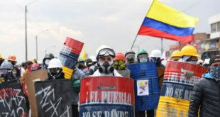 Comité Nacional del Paro anuncia interrupción temporal de las protestas en Colombia